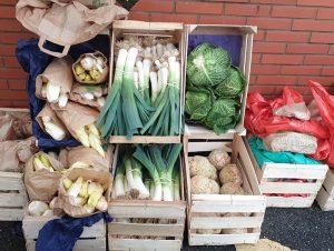 cagette de legumes