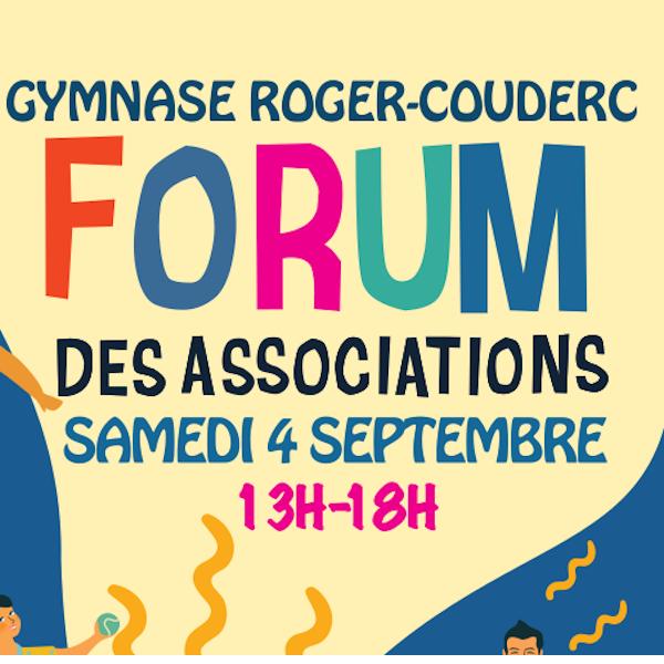Forum des associations de Torcy au gymnase Roger-Couderc